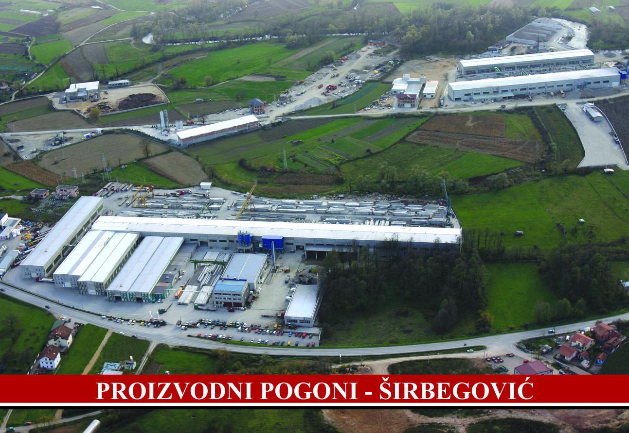 ŠIRBEGOVIĆ – RAST U PRVIH 5 MJESECI 108 %
