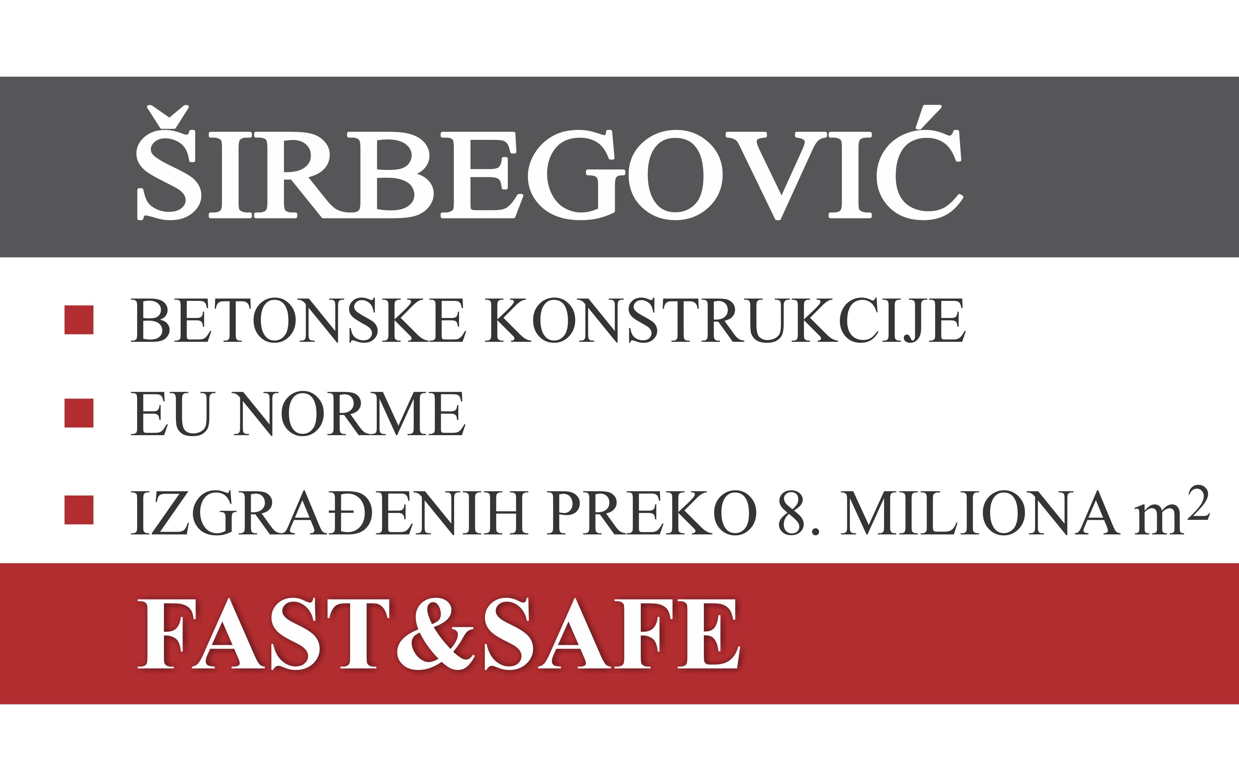Širbegović za prvih deset mjeseci 2017. ostvario povećanje prihoda od 52 %